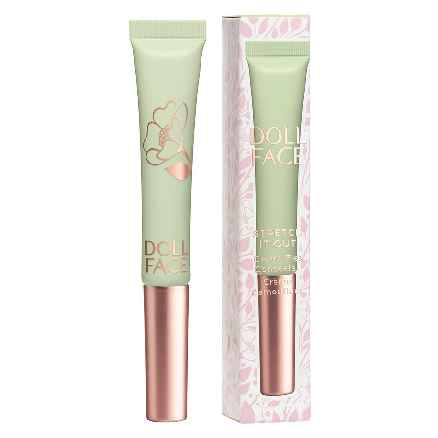 Doll Face Stretch It Out Fluid Concealer (9,8 ml), Green