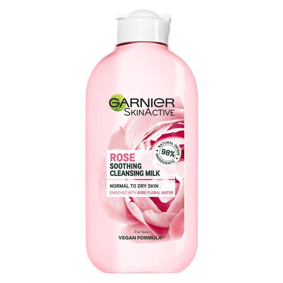 Garnier Naturals Botanical Rose Floral Water Cleansing Milk (200 ml)