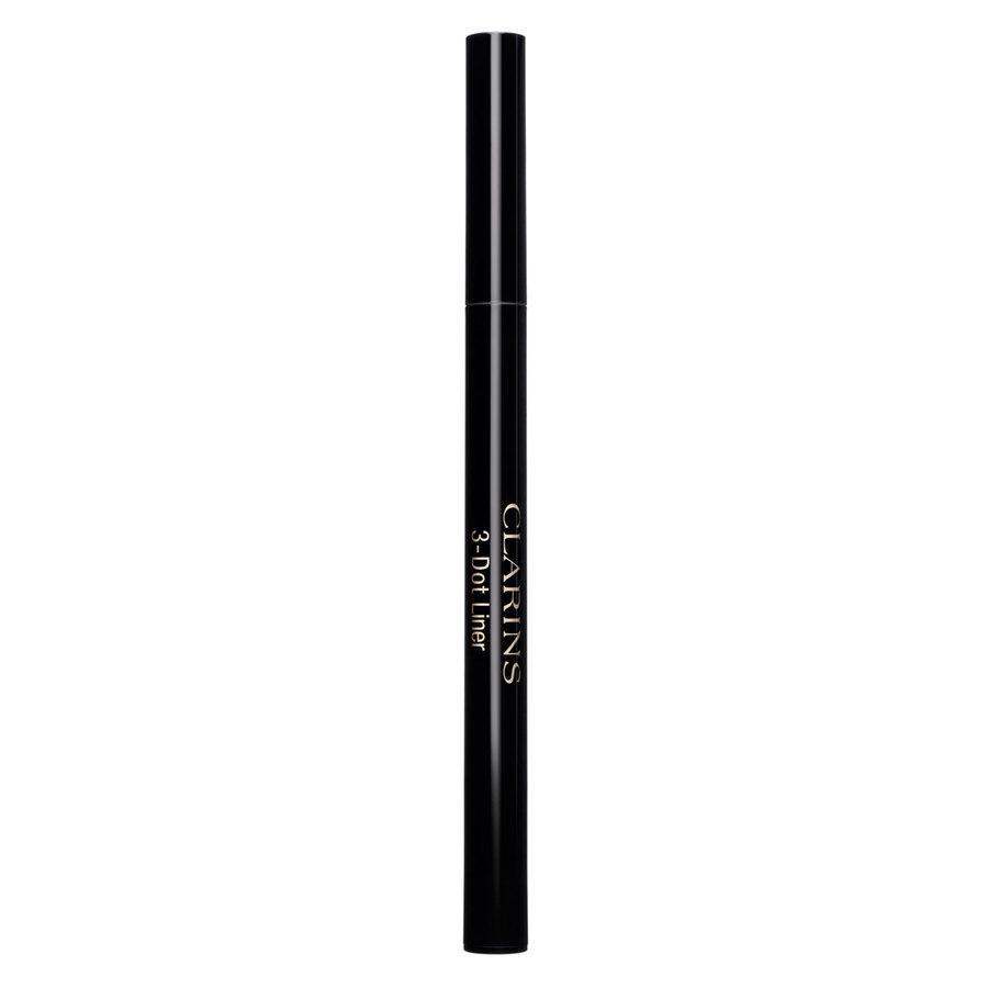 Clarins 3-Dot Liner 0,7ml, #01 Black