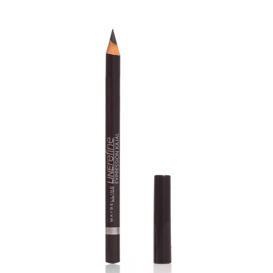 Kredka do brwi Maybelline Expression Eyeliner Pencil, 38 brązowy