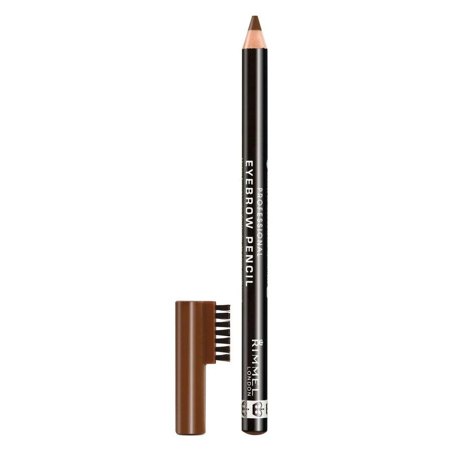 Rimmel London Professional Eyebrow Pencil (1,4g), #002 Hazel