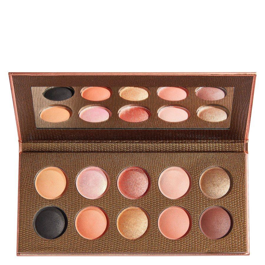 Makeup Revolution Pro Colour Focus Bronze Palette 10 x 1,5 g