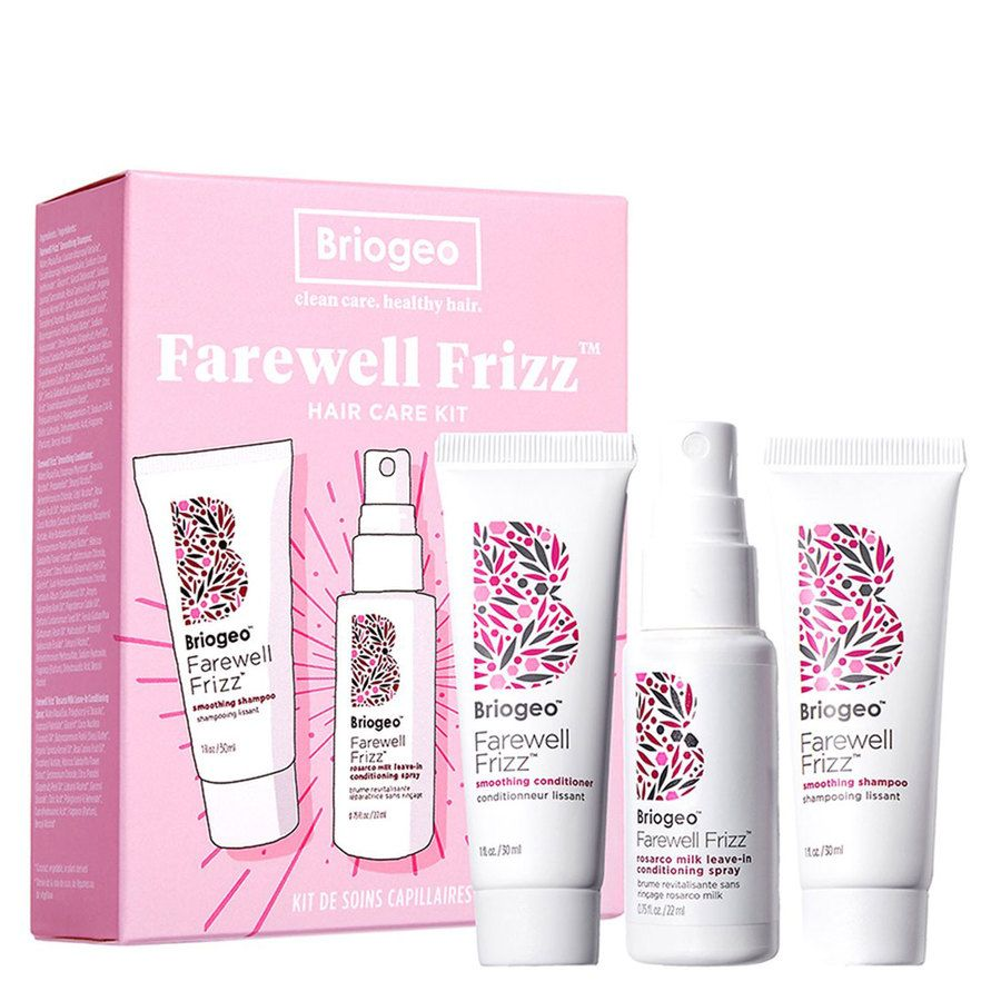 Briogeo Farewell Frizz Hair Care Kit Limited Edition