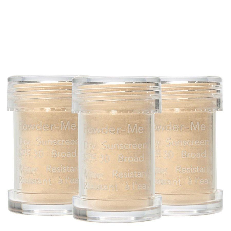 Jane Iredale Powder-Me SPF30 Dry Sunscreen Refill Golden 3x2,5g