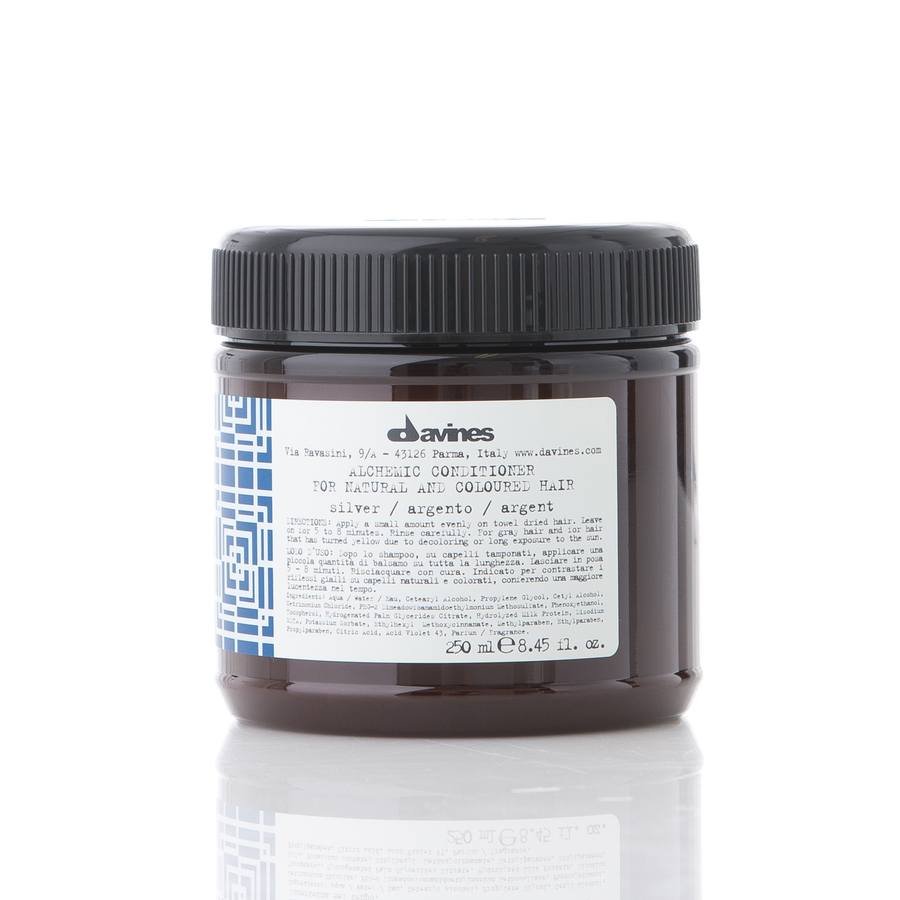 Davines Alchemic Conditioner (250ml), srebrna