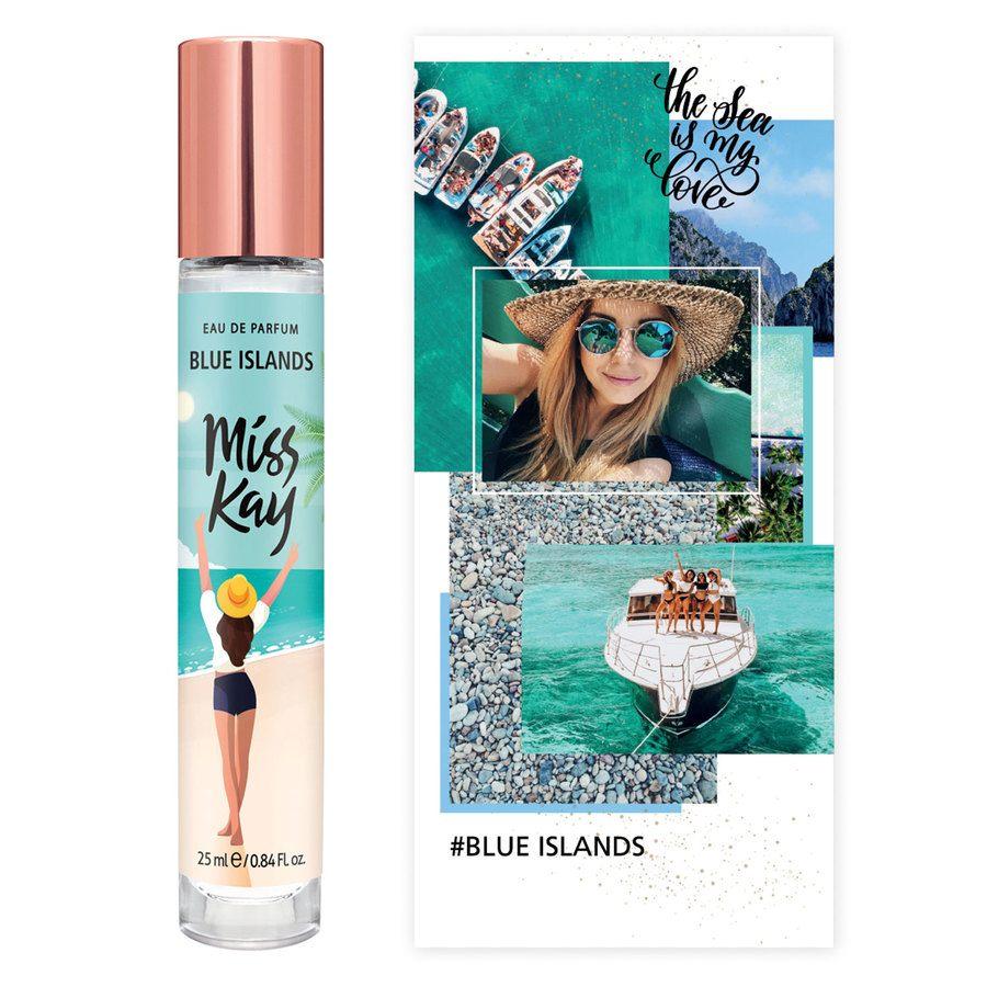 Miss Kay Blue Islands Eau De Parfum (25 ml)
