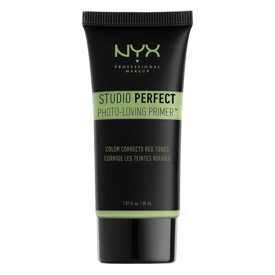 NYX Professional Makeup Studio Perfect Primer Green (30 ml)