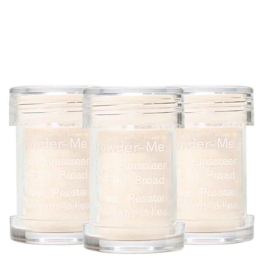 Jane Iredale Powder-Me SPF30 Dry Sunscreen Refill Translucent 3x2.5g