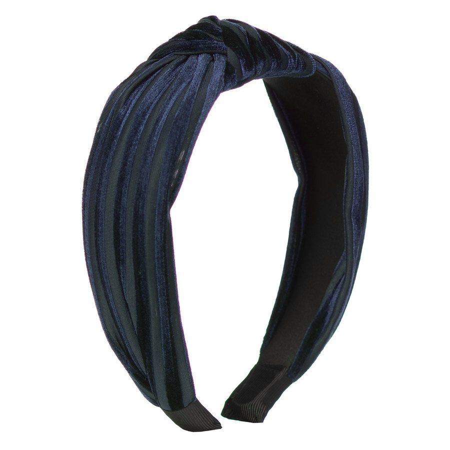 Just D`Lux Hairband Velour 22 Navy