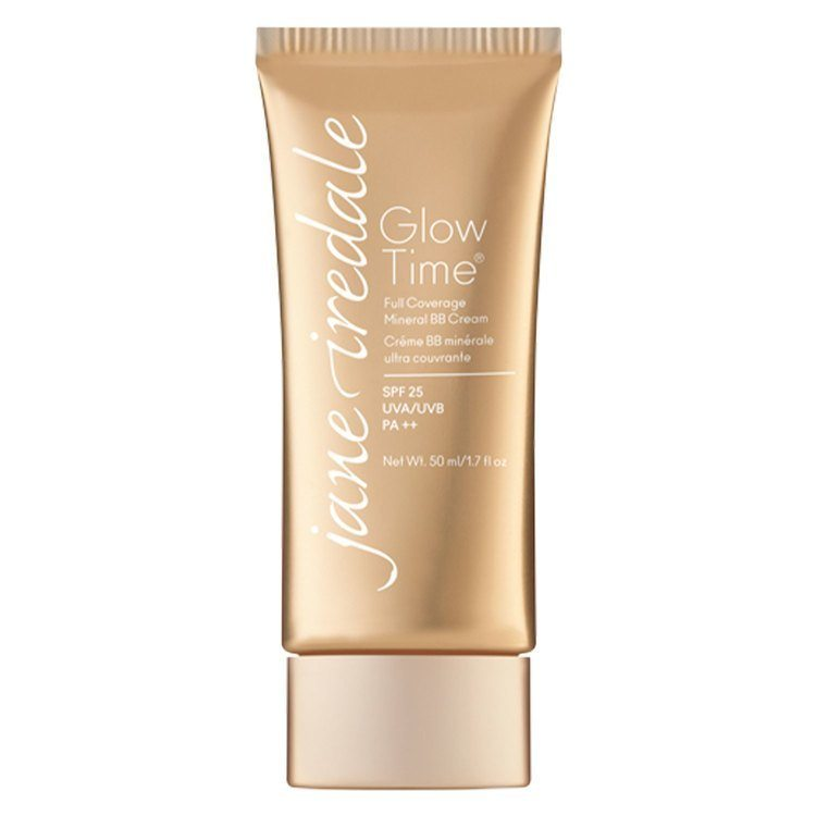 Jane Iredale Glow Time Full Coverage Mineral BB Cream (50ml), BB9 Medium Dark, Dark
