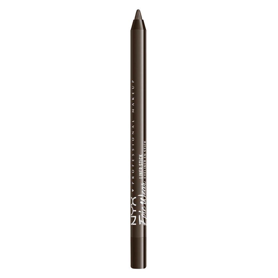 NYX Professional Makeup Epic Wear Liner Sticks Deepest Brown 1,21g