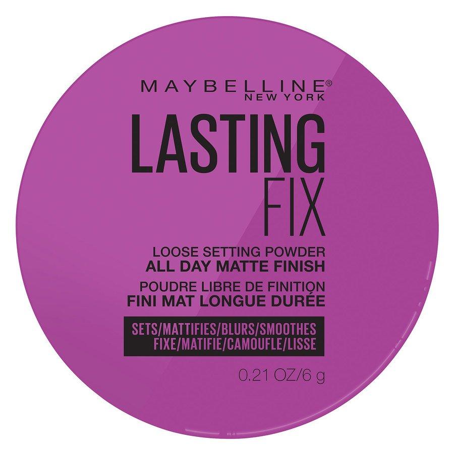 Maybelline Master Fix Setting + Perfecting Loose Powder (6g), 01 Translucent