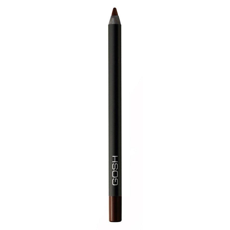 GOSH Velvet Touch Eye Liner Waterproof (1,2g), Truly Brown
