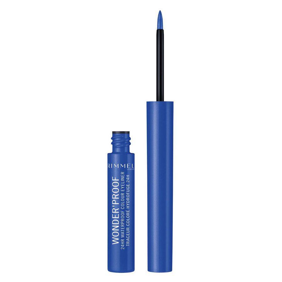 Rimmel London Wonder'Proof Eyeliner (1,4ml), #005 Pure Blue