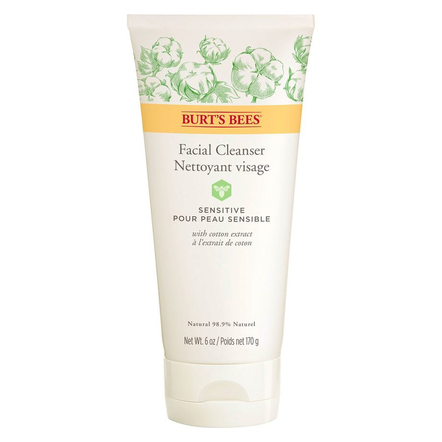 Burt`s Bees Sensitive Skin Facial Cleanser