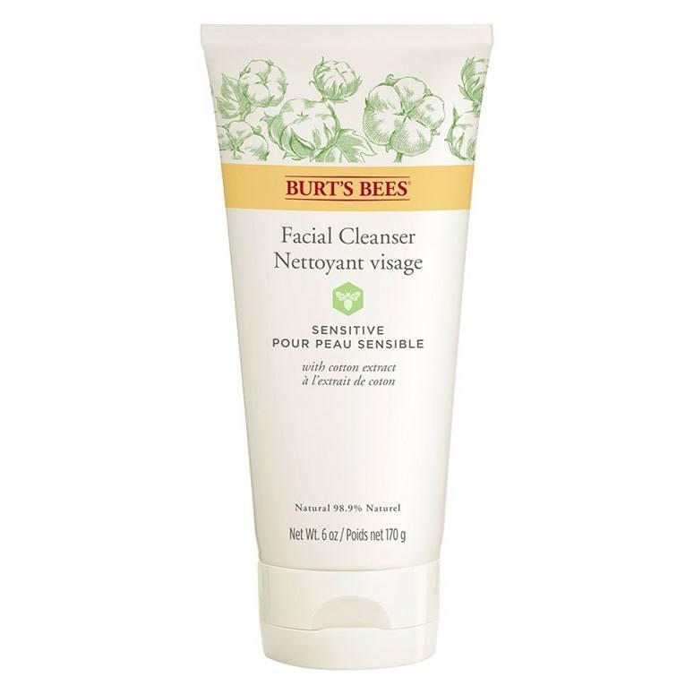 Burt`s Bees Sensitive Skin Facial Cleanser
