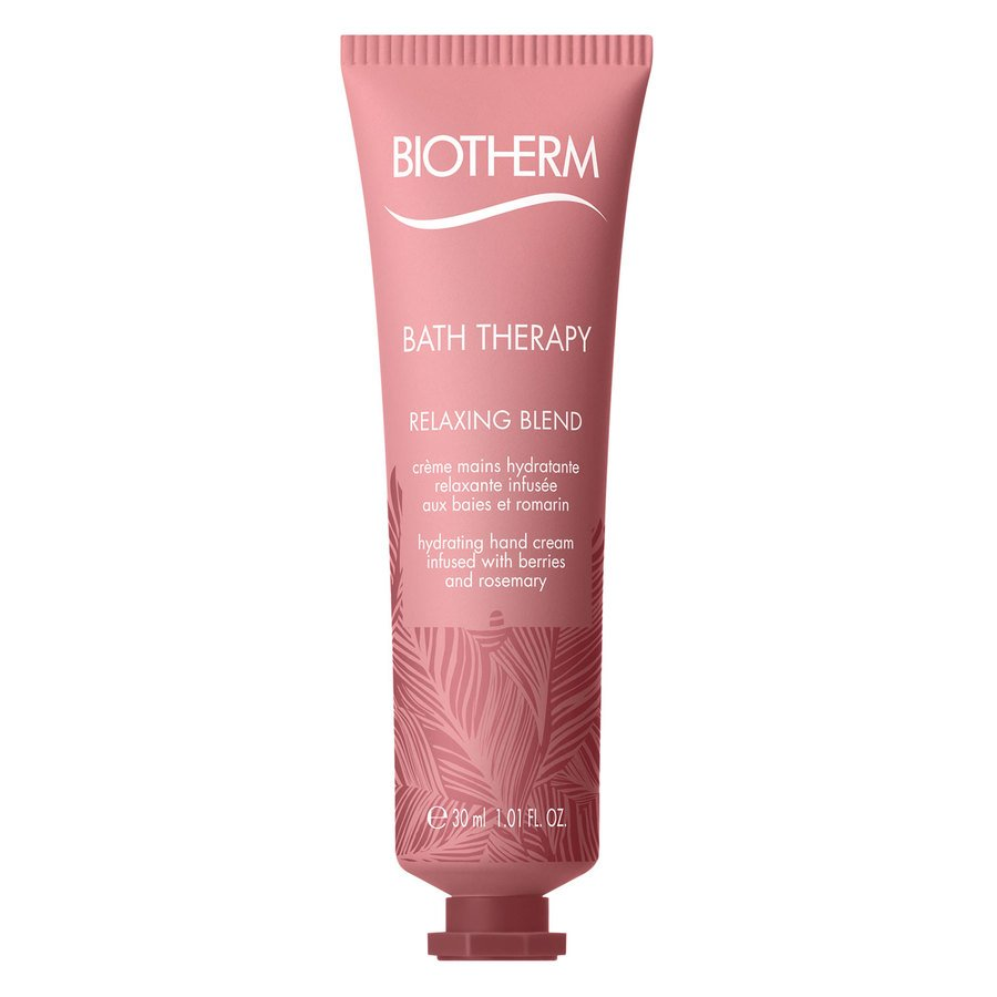 Biotherm Bath Therapy Relaxing Blend Hand Cream (30ml)
