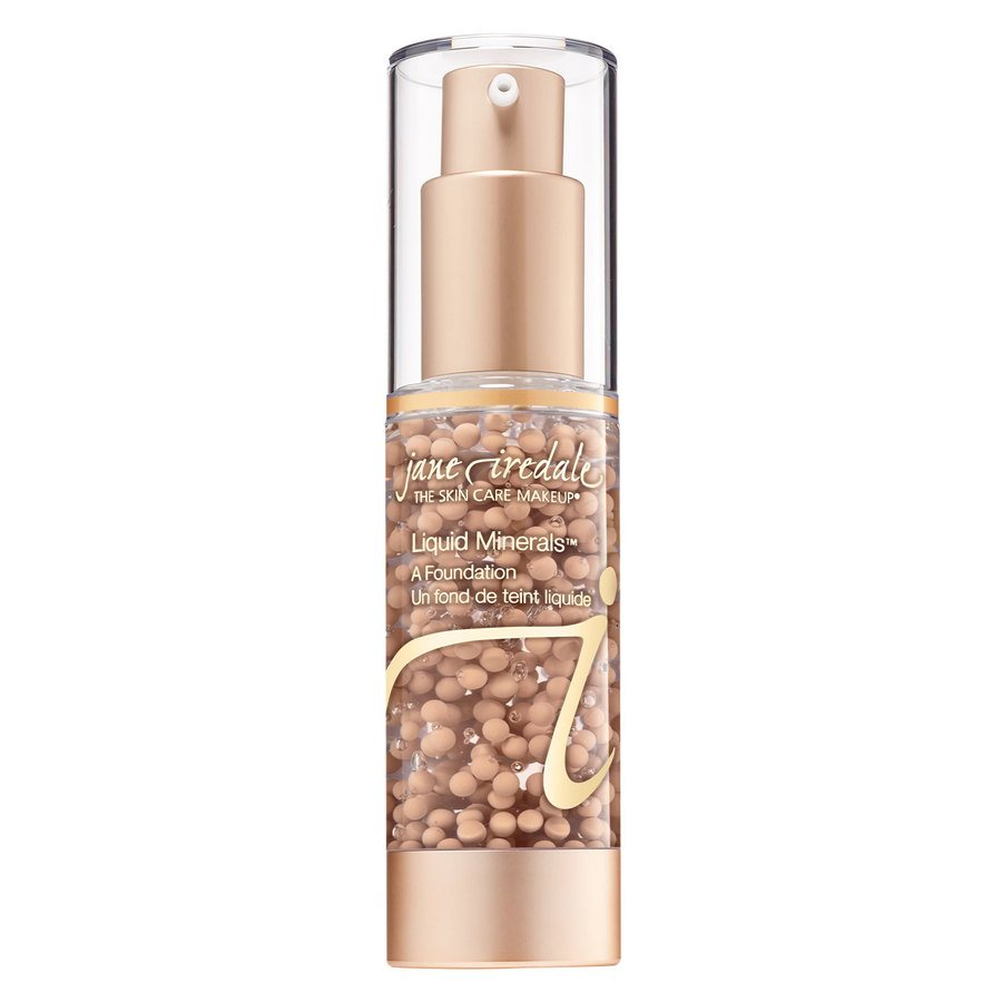 Jane Iredale Liquid Mineral Foundation (30 ml), Warm Silk