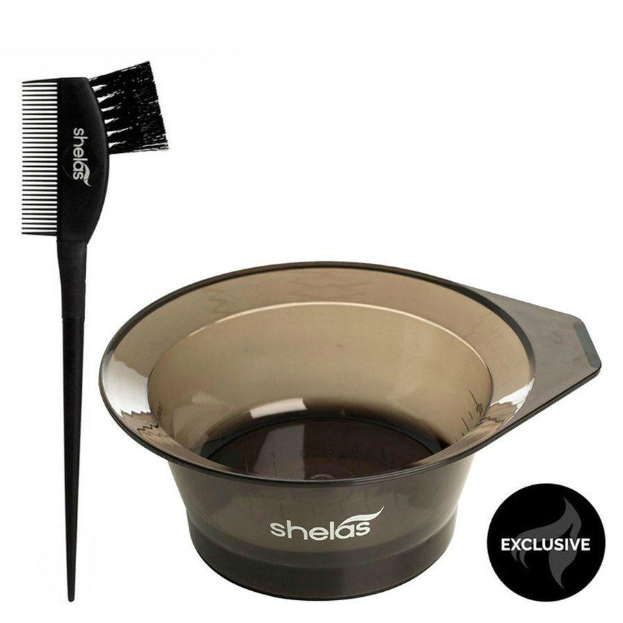 Shelas - zestaw do koloryzacji włosów