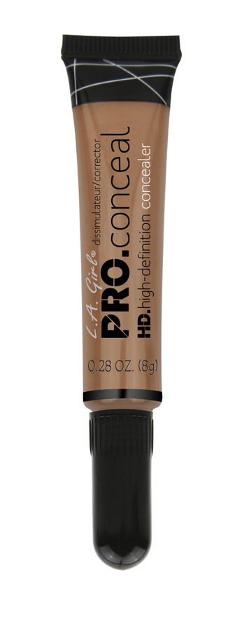 L.A. Girl Cosmetics Pro Conceal HD Concealer, Toast GC981 (8 g)