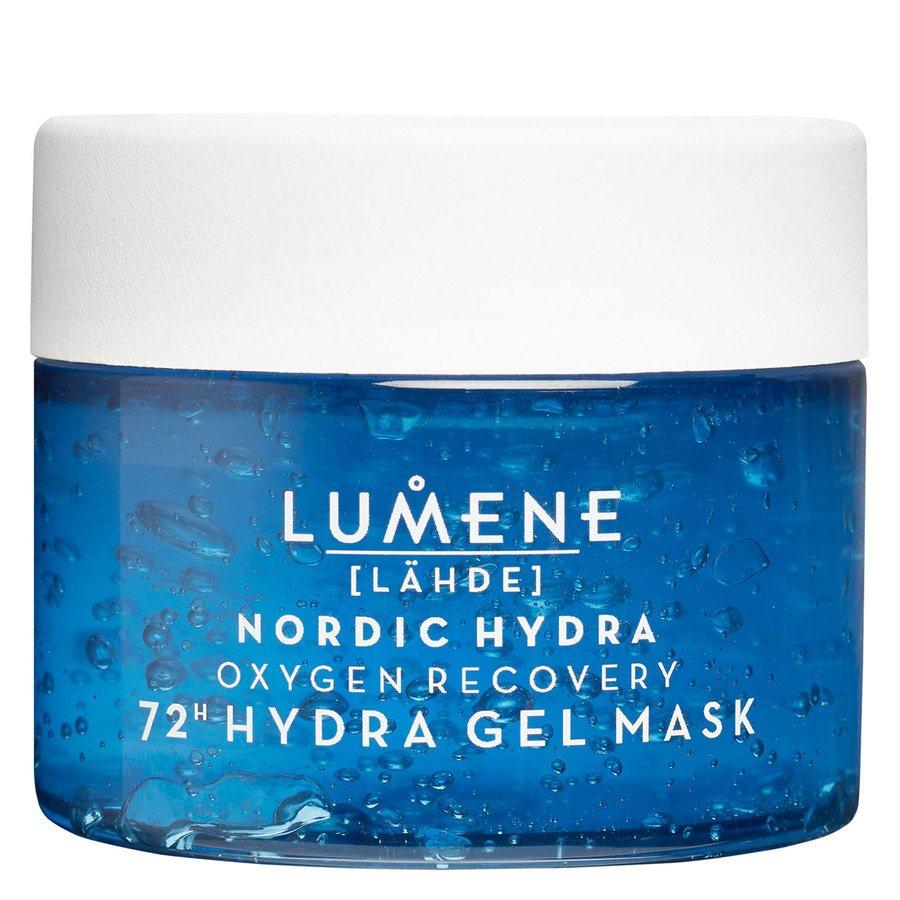 Lumene Lähde Nordic Hydra Oxygen Recovery 72h Hydra Gel Mask 150 ml