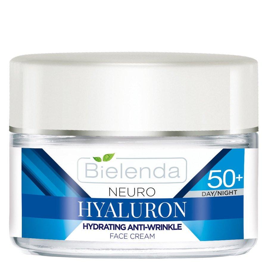 Bielenda Neuro Hyaluron Hydrating Anti Wrinkle Face Cream 50 ml