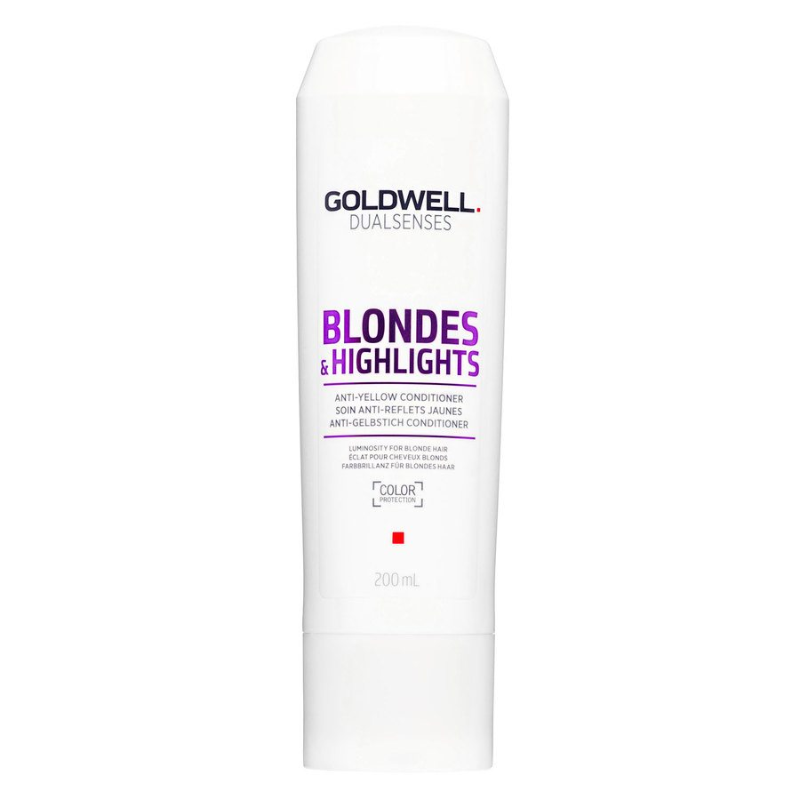 Goldwell Dualsenses Blondes & Highlights Anti-Yellow Balsam (200 ml)