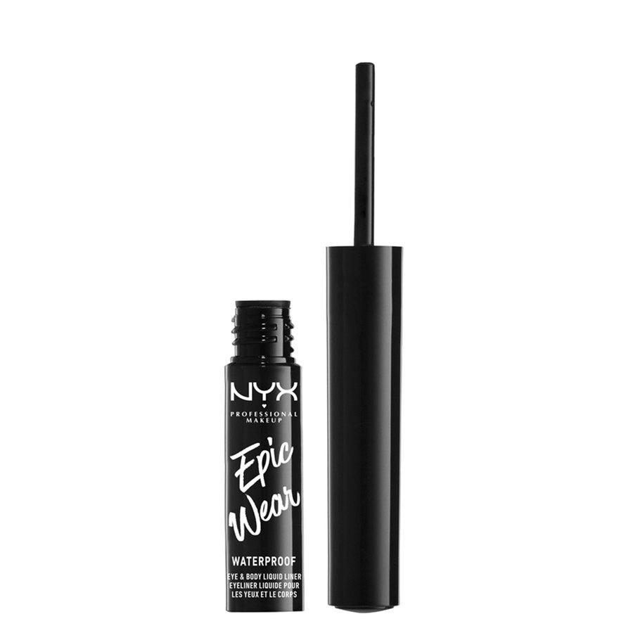 NYX Professional Makeup Epic Wear Semi Permanent Eye & Body Liquid Liner White (1 ml)