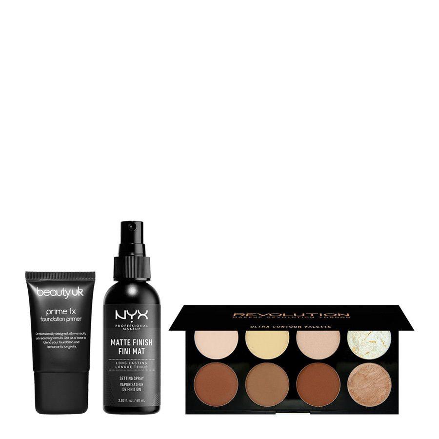 Pakiety Promocyjne Beauty UK, NYX Prof. Makeup & Makeup Revolution