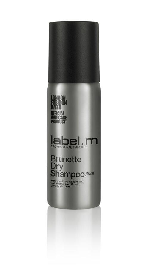 label.m Brunette Dry Szampon suchy szampon (50 ml)