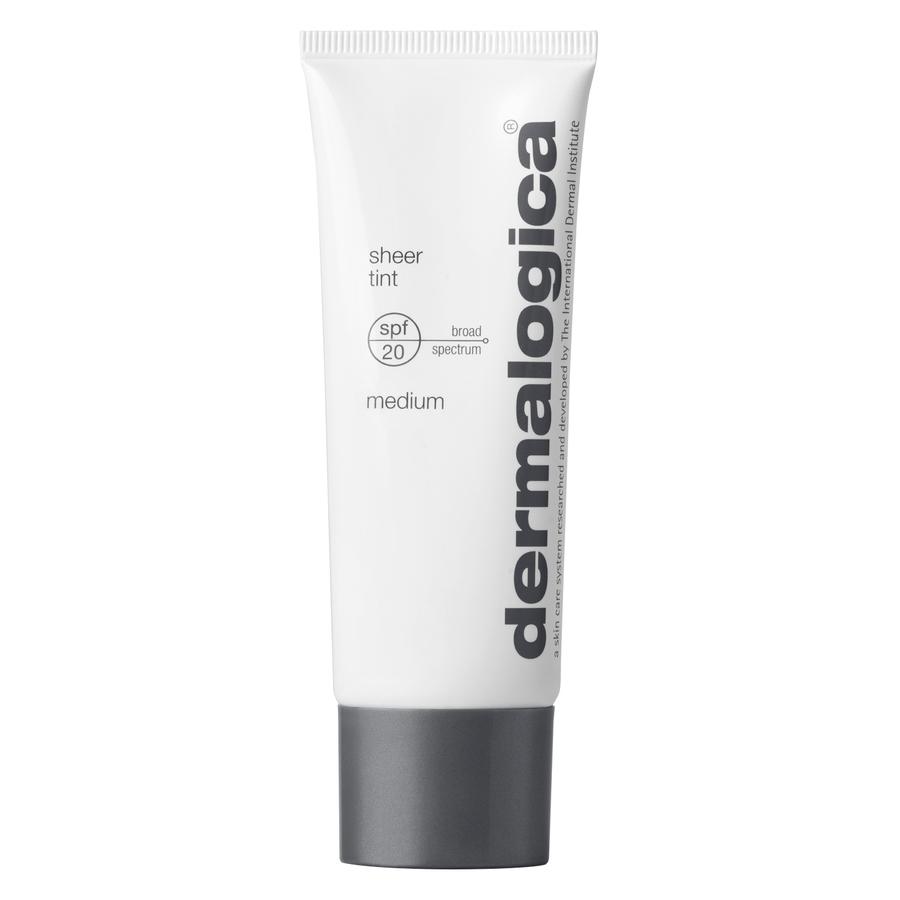 Dermalogica Sheer Tint Moisture SPF20 Koloryzujący krem na dzień, Medium (40 ml)