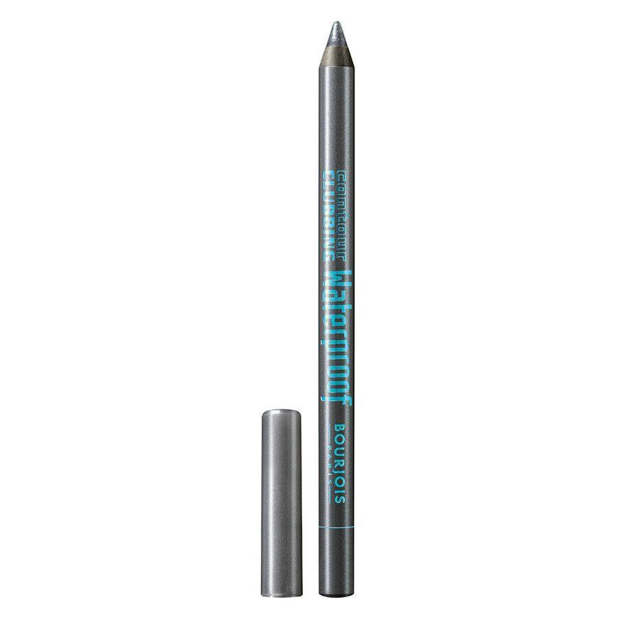 Bourjois Contour Clubbing Waterproof Pencil & Liner 42 Gris Tecktonik (1,2 g)