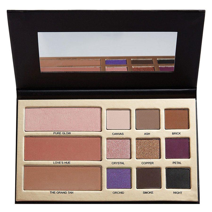 Makeup Revolution Beauty Legacy Palette by Maxineczka