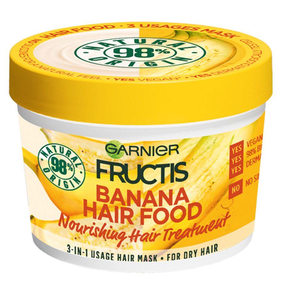 Garnier Fructis Hair Food Mask Banana (390 ml)