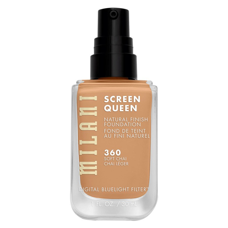 Milani Screen Queen Foundation 360W Soft Chai (30 ml)