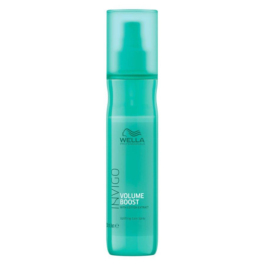 Wella Professionals Invigo Volume Boost Uplifting Care Spray (150ml)