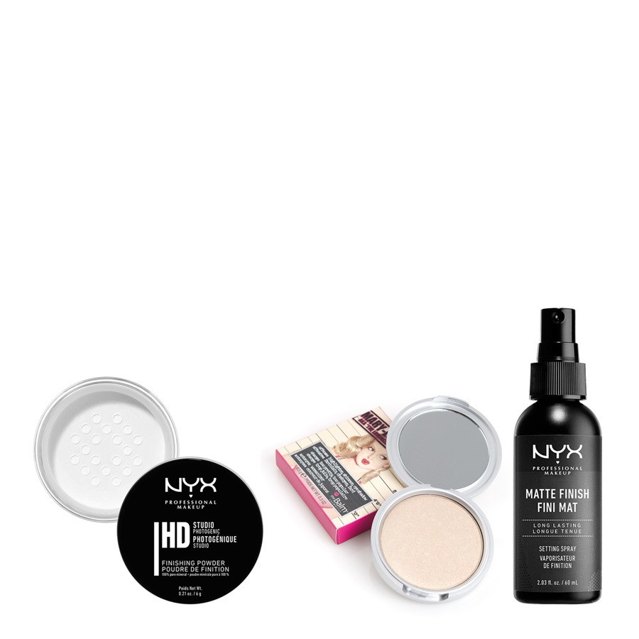 Pakiety Promocyjne NYX Prof. Makeup & theBalm