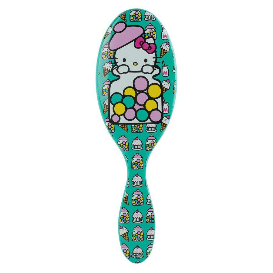 Wetbrush Original Detangler Hello Kitty Candy Jar Blue