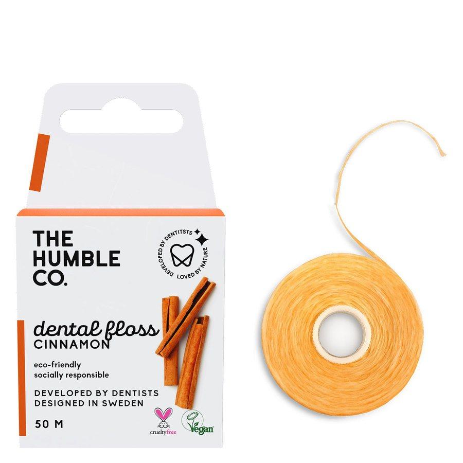 The Humble Co. Dental Floss Cinnamon 50 m
