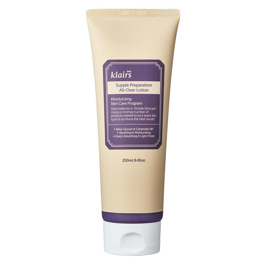 Klairs Supple Preparation All-Over Lotion (250 ml)