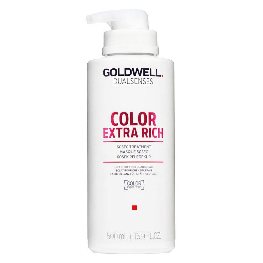 Goldwell Dualsenses Color Extra Rich 60sec Treatment (500 ml)