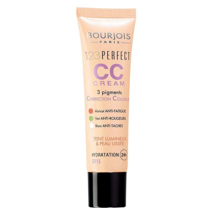 Bourjois 123 Perfect CC Cream 33 Beige Rose (30 ml)