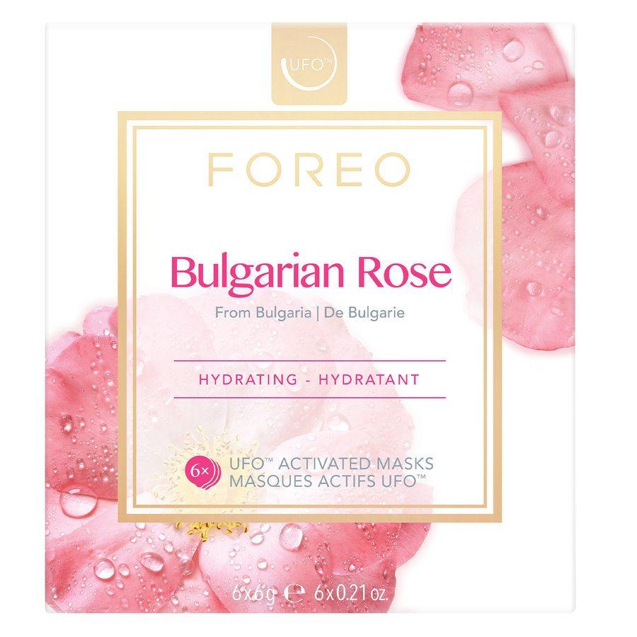 Foreo UFO Mask Bulgarian Rose, 6x 6g