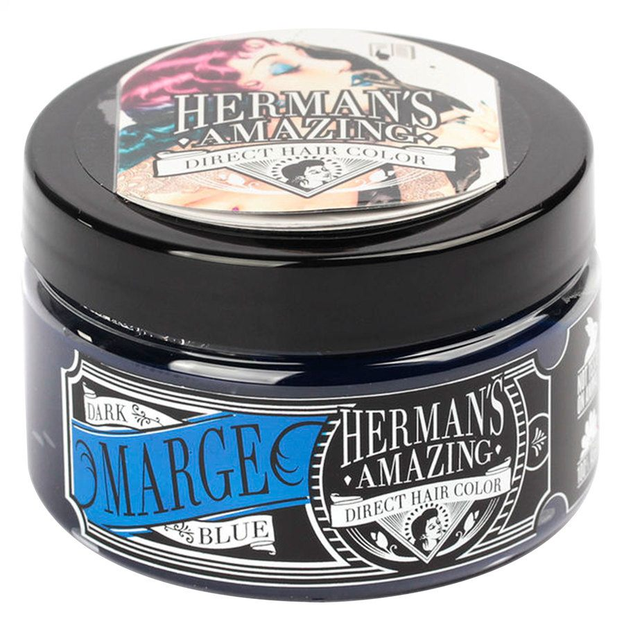Herman's Amazing Direct Hair Color Marge Blue 115ml