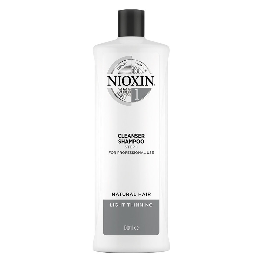 Nioxin System 1 Cleanser Szampon (1000 ml)