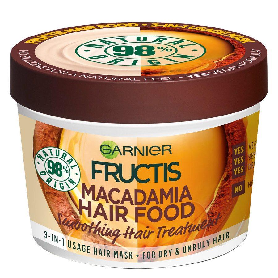 Garnier Fructis Hair Food Mask Macadamia (390 ml)