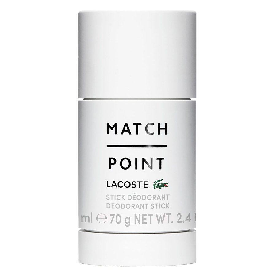 Lacoste Match Point Deodorant Stick (75ml)
