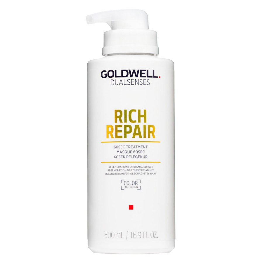 Goldwell Dualsenses Rich Repair 60sec Treatment (500 ml)