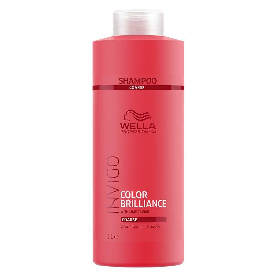 Wella Professionals Invigo Color Brilliance Szampon Coarse (1l)