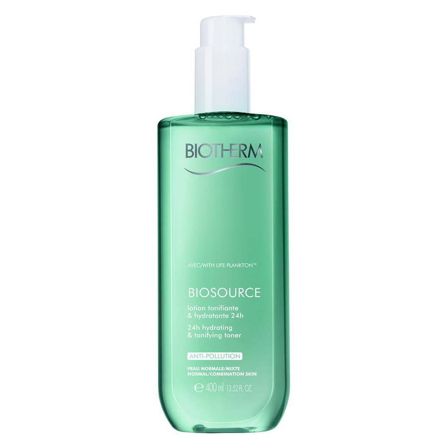 Biotherm Biosource 24H Hydrating & Tonifying Toner Normal / Combination Skin 400 ml